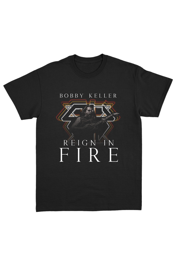 Reign in Fire Tee (Black)