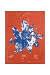 Kevin Morby and the Oh My God Band Europe Poster