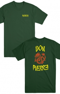 Year of the Dragon Tee (Forest Green)