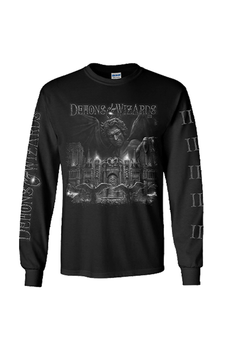 III Greyscale Album Long Sleeve (Black)
