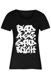 GRAFFITI WOMENS TEE - WHITE