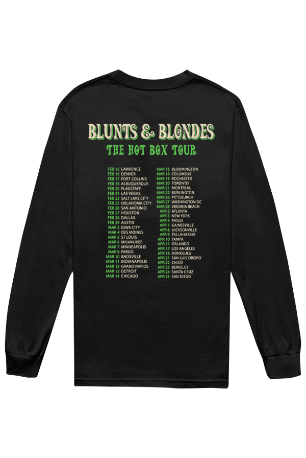 Hot Box Tour Long Sleeve