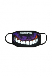 Subtronics Teeth Face Mask