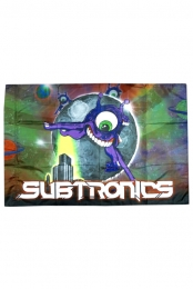 Subtronics Cyclops Invasion Flag