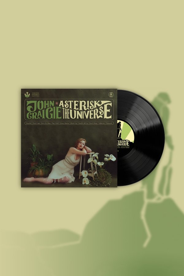 Signed 'Asterisk the Universe' Vinyl