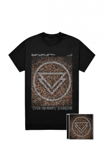 The Ghost Inside S/T CD + Album Tee