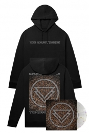 The Ghost Inside S/T LP + Album Pullover Hoodie