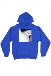 Pablo Blue Pullover Hoodie