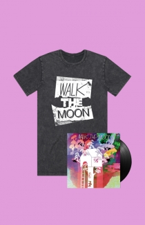 Era Tee + Walk The Moon LP + ZIne