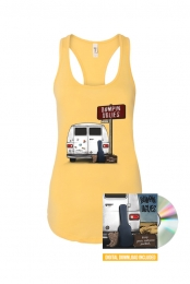 Keep your suitcase packed. CD + Digital + Tank (Yellow)