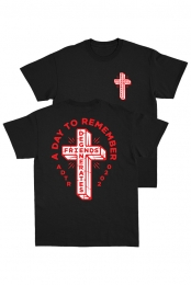 Cross Tee (Black)