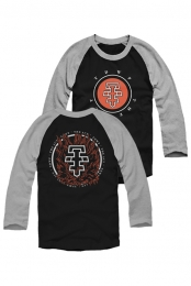 Inferno Raglan (Black/Charcoal)