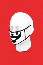 Violent J Mask - Insane Clown Posse