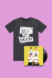Era Tee + Talking is Hard LP + ZIne