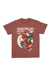Tiger Tee (Red)