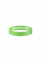 GW Wristband (Light Green)