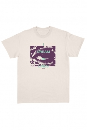 Dreaming Lines Tee (Natural)