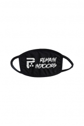 Remain Indoors Mask