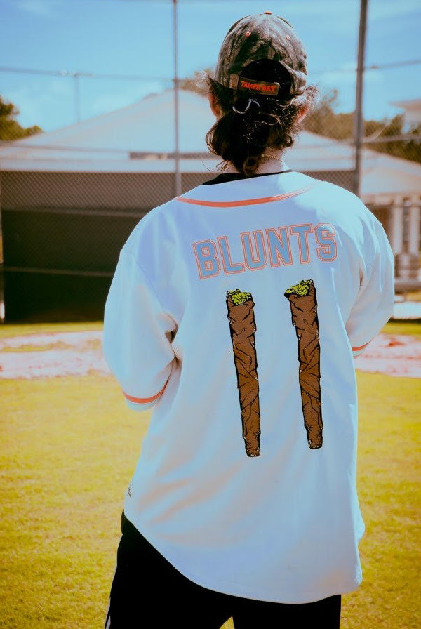 Blunts & Blondes Baseball Jersey