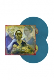 Forgotten Days Double LP / Aqua Blue