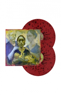 Forgotten Days Double LP / Red w/ Black Splatter
