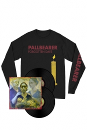 Forgotten Days Black 2xLP + Long Sleeve Shirt