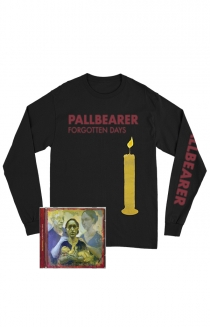 Forgotten Days CD + Long Sleeve Shirt
