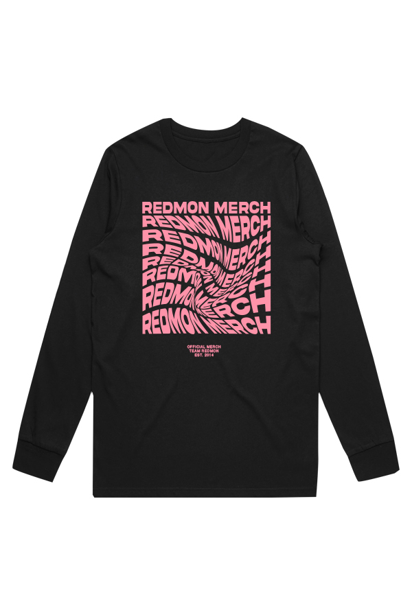 Redmon Merch Long Sleeve Tee