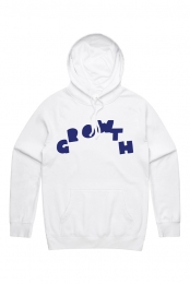 Growth  Hoodie (White)