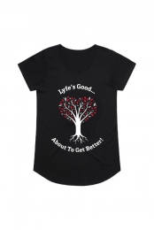 Tree Of Lyfe Ladies' Tee