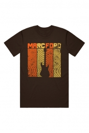Guitar Tee (Brown)