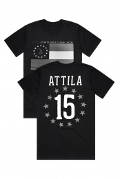Atlanta Party Metal Tee