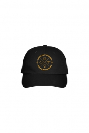 Orange Circle Logo Dad Hat