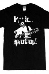 Shut Up (black)