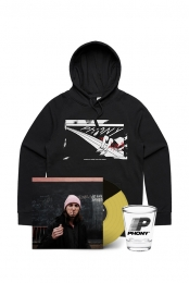 Knock Yourself Out LP + Nowhere Pullover + Shot Glass