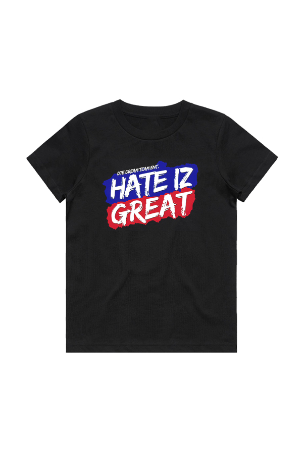 Hate Iz Great Youth Tee