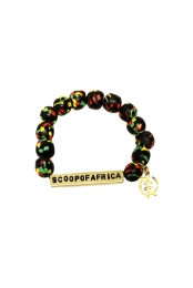 Scoop of Africa Charm Bracelet