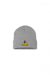 Men At Work Logo Beanie (Grey)