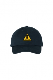 Men At Work Logo Hat (Navy)