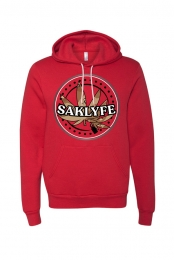 Saklyfe Plant Hoodie (Red)