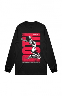 Pray to the God of Death Longsleeve