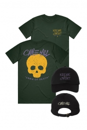 Krewe Dad Hat + Krewe Tee (Forest Green)