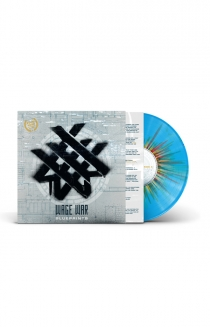 Blueprints LP (Opaque Blue w/ Multi-color Splatter)