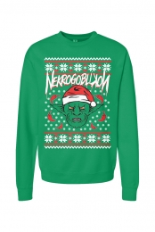 Goblin Holiday Crewneck - Green