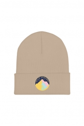 Starry Night Beanie (Beige)