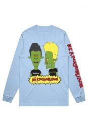 The Great Cornholio Long Sleeve