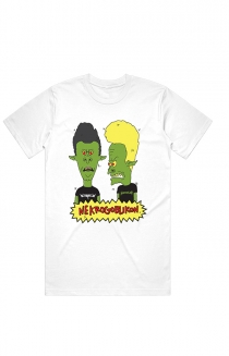 The Great Cornholio Tee