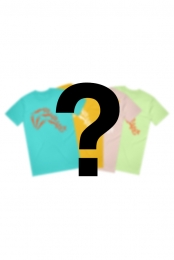 DIVER TEE MYSTERY COLOR