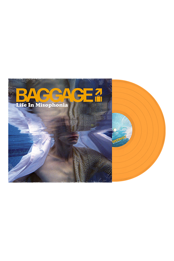 Like in Misophonia LP (Translucent Orange)