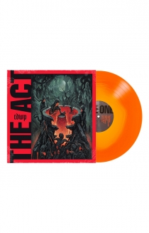 The Act Vinyl (Creamsicle)